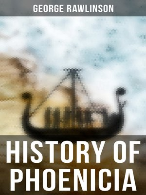 cover image of History of Phoenicia
