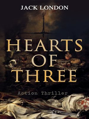cover image of Hearts of Three