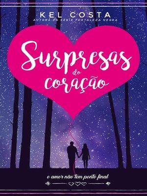 cover image of Surpresas do coração