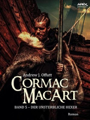 cover image of CORMAC MACART, Band 5