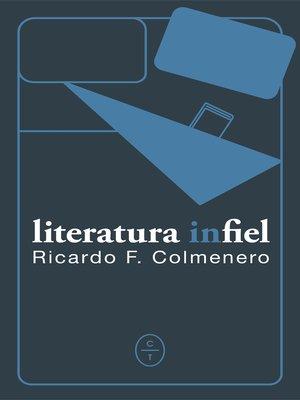 cover image of Literatura infiel
