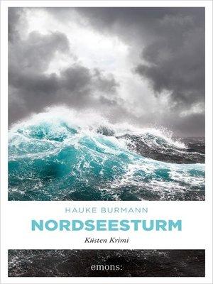 cover image of Nordseesturm