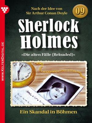 cover image of Sherlock Holmes 9 – Kriminalroman