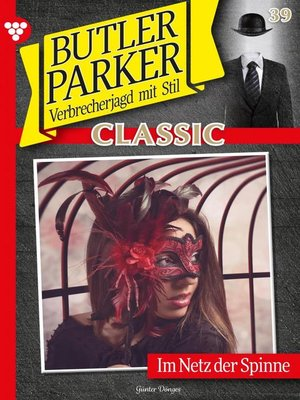 cover image of Butler Parker Classic 39 – Kriminalroman