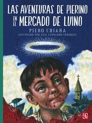 cover image of Las aventuras de Pierino en el mercado de Luino