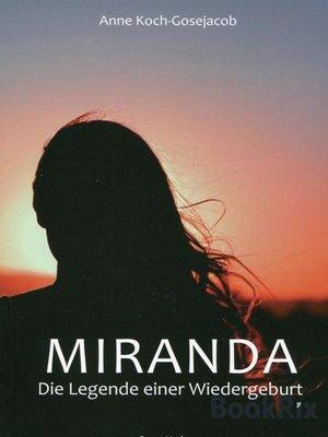"cover image of ""Miranda"""