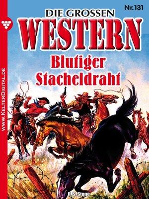 cover image of Die großen Western 131