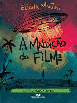 cover image of A maldição do filme