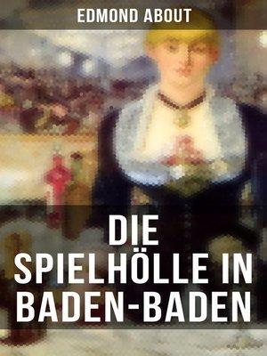 cover image of Die Spielhölle in Baden-Baden