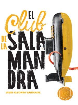 cover image of El Club de la Salamandra