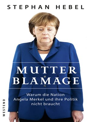 cover image of Mutter Blamage