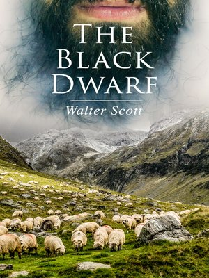 cover image of The Black Dwarf