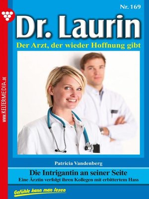 cover image of Dr. Laurin 169 – Arztroman