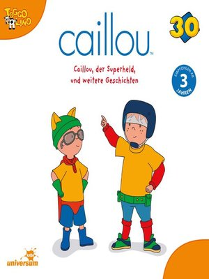 cover image of Caillou--Folgen 314-319