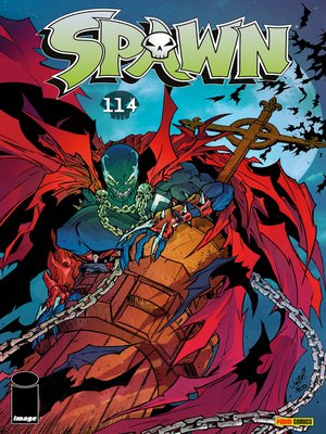cover image of Spawn, Band 114
