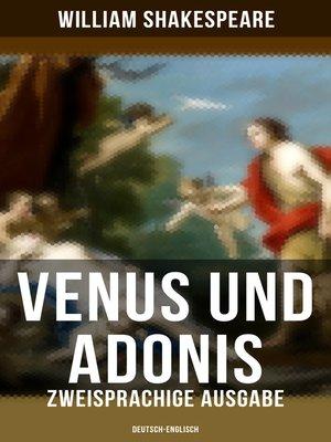 cover image of Venus und Adonis (Zweisprachige Ausgabe