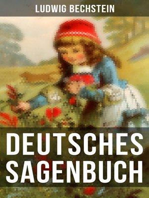 cover image of Deutsches Sagenbuch