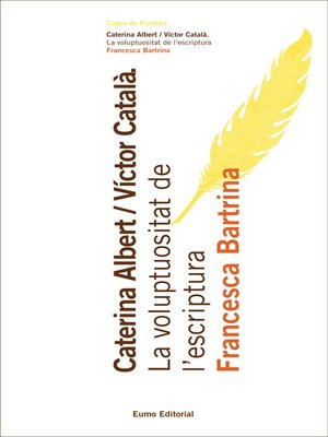 cover image of Caterina Albert/Víctor Català