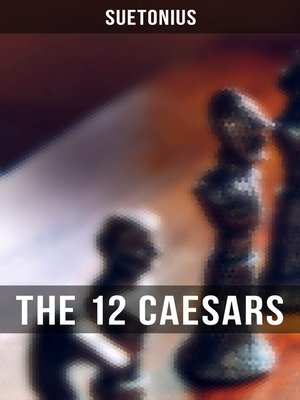 cover image of THE 12 CAESARS