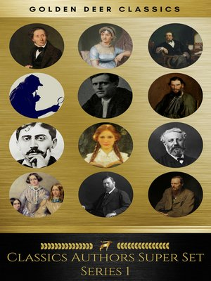 cover image of Classic Authors Super Set Series 1 (Golden Deer Classics)