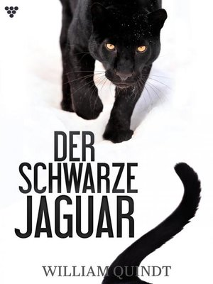 cover image of Der schwarze Jaguar