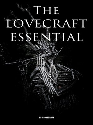 cover image of The Lovecraft Essential