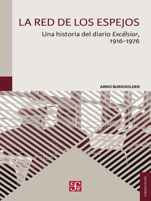 cover image of La red de los espejos