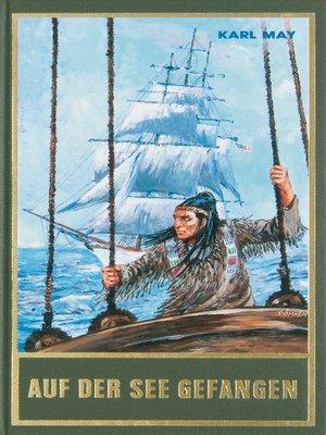cover image of Auf der See gefangen