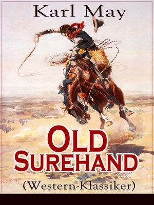 cover image of Old Surehand (Western-Klassiker)