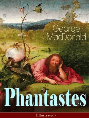 cover image of Phantastes (Illustrated)