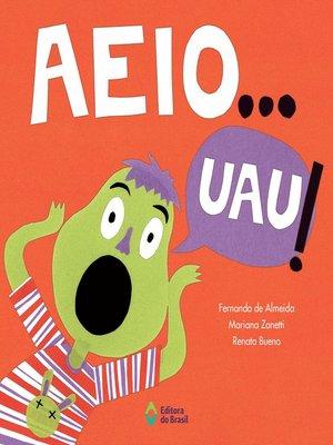 cover image of A e i o... uau!