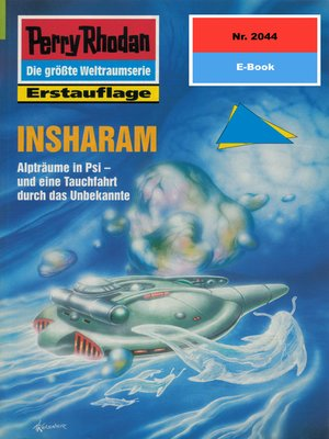 cover image of Perry Rhodan 2044