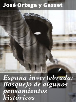 cover image of España invertebrada