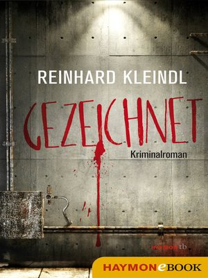 cover image of Gezeichnet