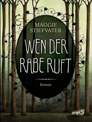 cover image of Wen der Rabe ruft