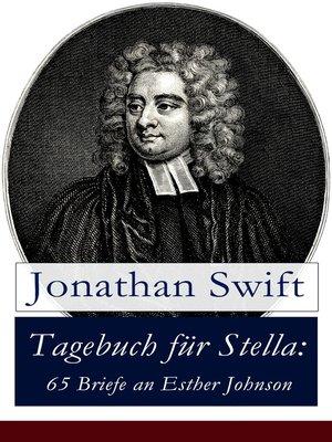 cover image of Tagebuch für Stella