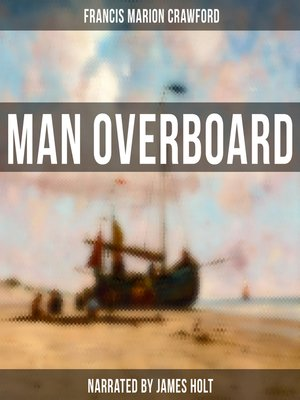 cover image of Man Overboard