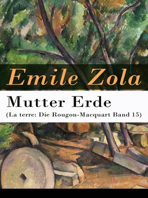 cover image of Mutter Erde (La terre