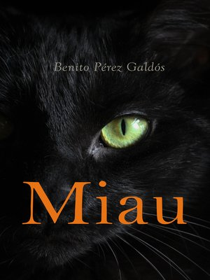 cover image of Miau