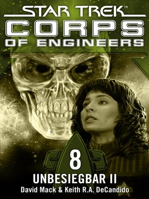 cover image of Star Trek--Corps of Engineers 08