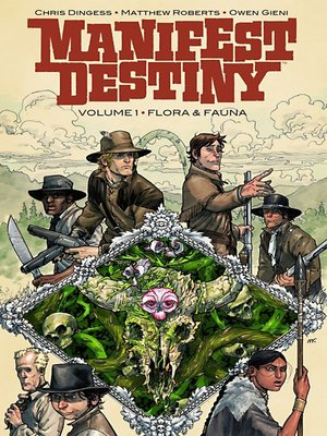 cover image of Manifest Destiny 1