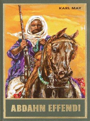 cover image of Abdahn Effendi