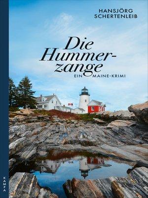 cover image of Die Hummerzange