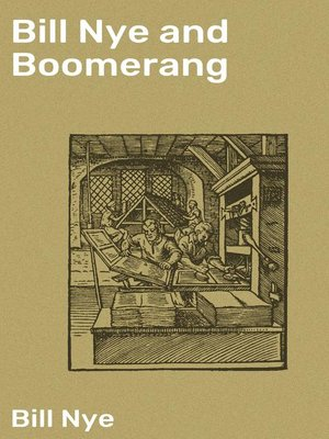 cover image of Bill Nye and Boomerang