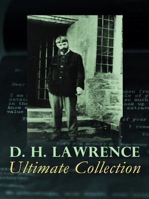 cover image of D. H. LAWRENCE--Ultimate Collection