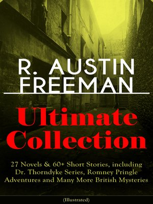 cover image of R. AUSTIN FREEMAN Ultimate Collection
