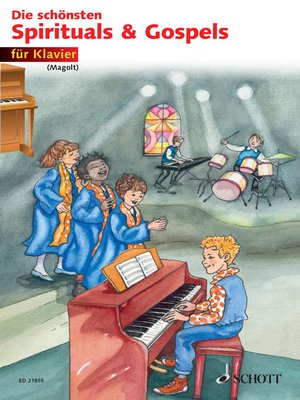 cover image of Die schönsten Spirituals & Gospels