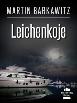 cover image of Leichenkoje