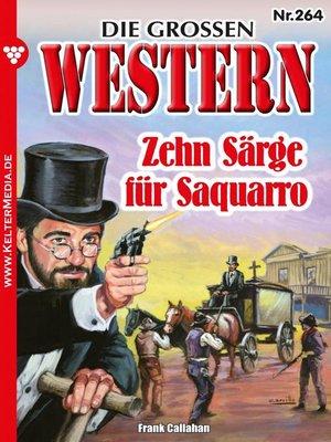 cover image of Die großen Western 264