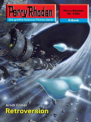 cover image of Perry Rhodan 2494